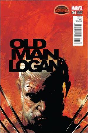 Old Man Logan 1-B
