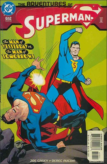 Adventures of Superman (1987) 612-A by DC