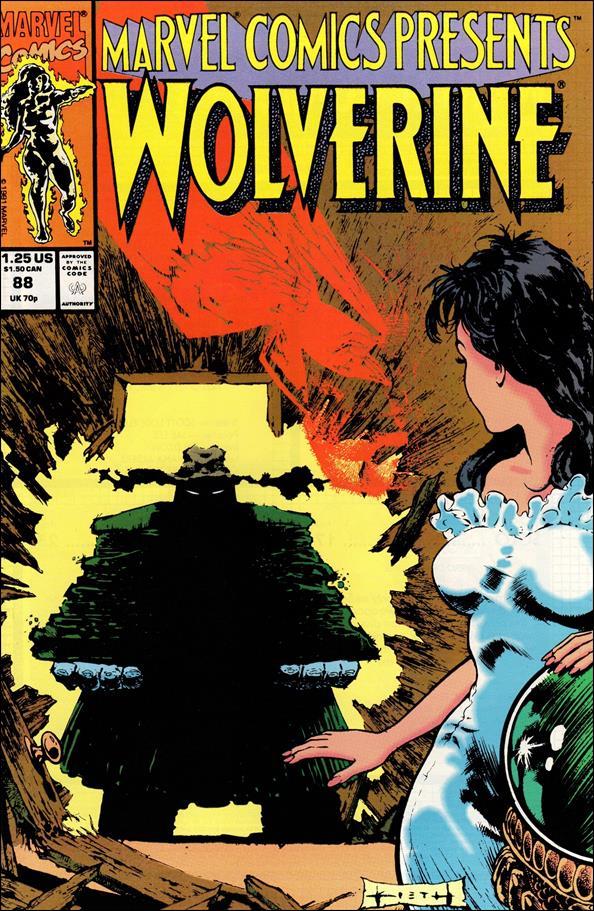 Marvel Comics Presents (1988) 88-A by Marvel