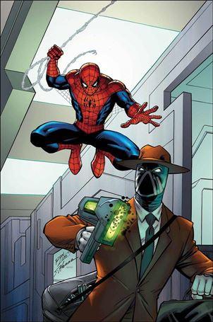 Spider-Man: Master Plan 1-B