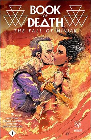 Book of Death: Fall of Ninjak 1-C