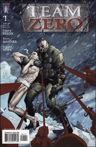 Team Zero 1-A by WildStorm
