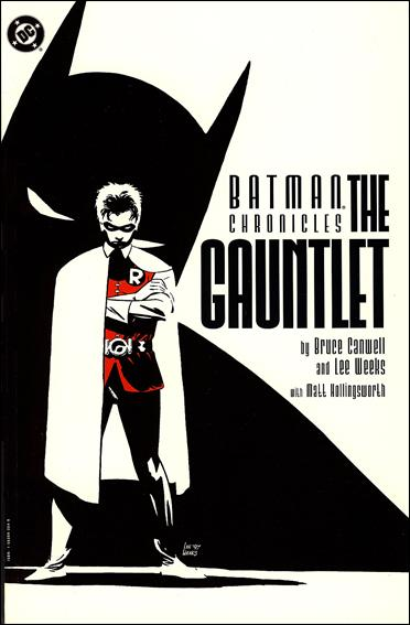 Batman Chronicles: The Gauntlet 1-A by DC