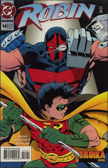 Robin (1993) 14-B by DC