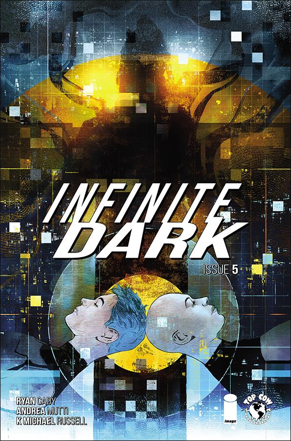 Infinite Dark 5-A by Top Cow