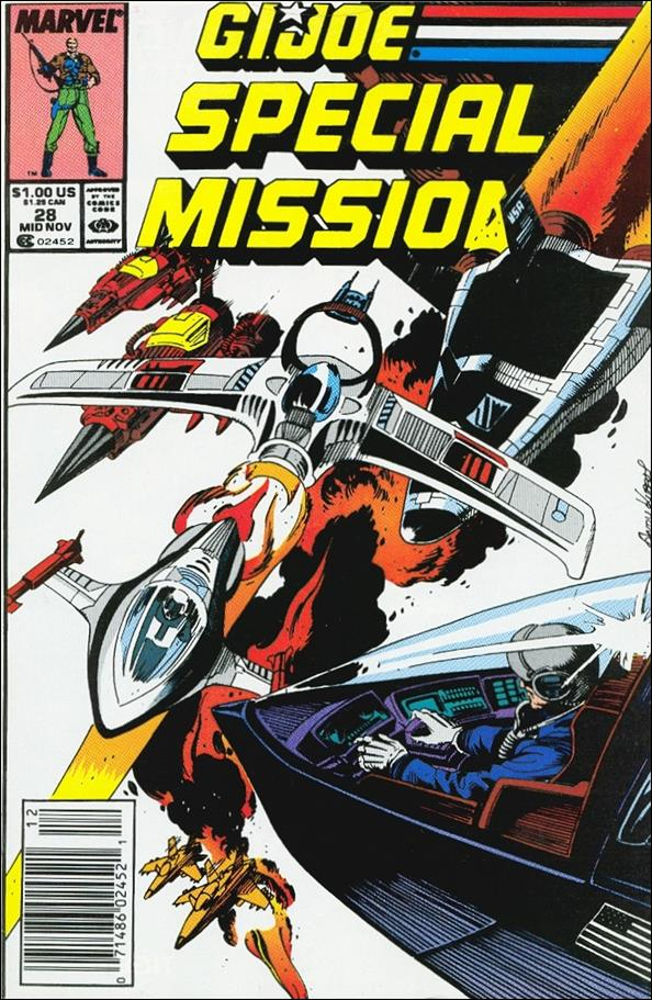 G.I. Joe: Special Missions (1986) 28-A by Marvel