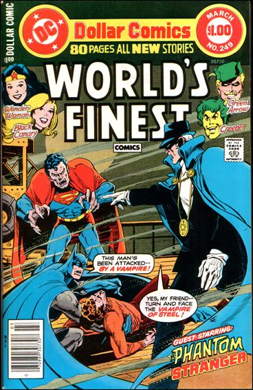 World's Finest Comics 249-A by DC