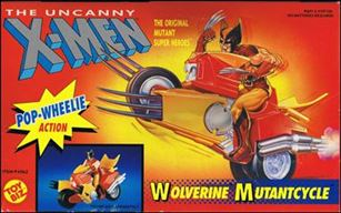 "X-Men 5"" Vehicles Wolverine Mutantcycle"