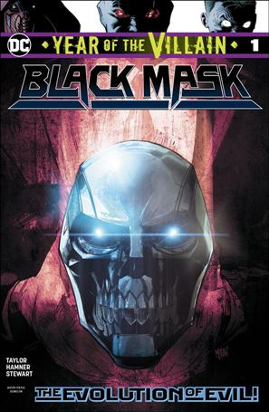 Black Mask: Year of the Villain 1-A