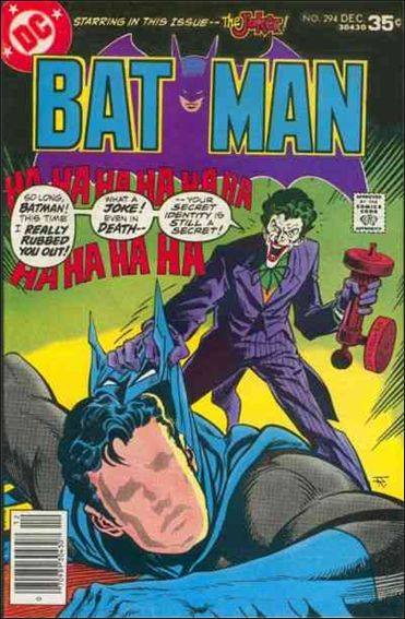 Batman (1940) 294-A by DC