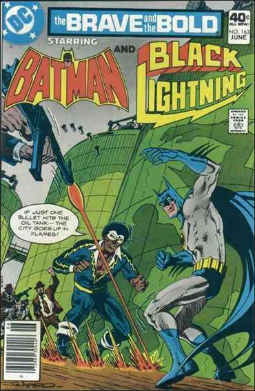Brave and the Bold (1955) 163-A by DC