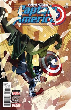 Captain America: Sam Wilson 4-B