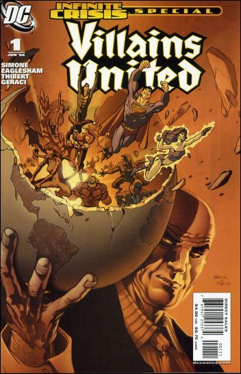 Villains United: Infinite Crisis Special 1-A by DC
