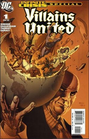 Villains United: Infinite Crisis Special 1-A