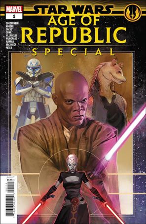 Star Wars: Age of Republic Special 1-A