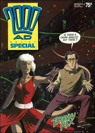 2000 A.D. Sci-Fi Special 11-A