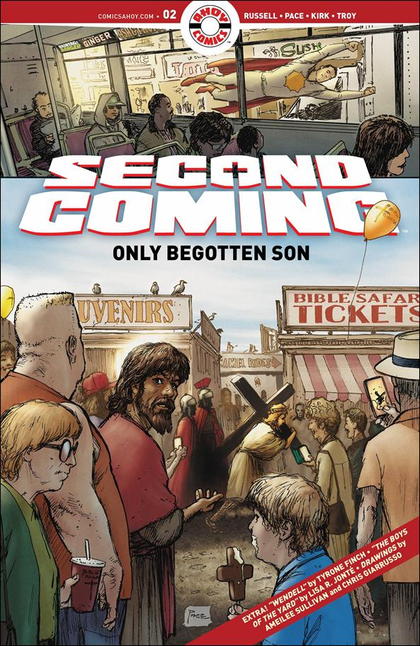 Second Coming: Only Begotten Son 2-A by AfterShock