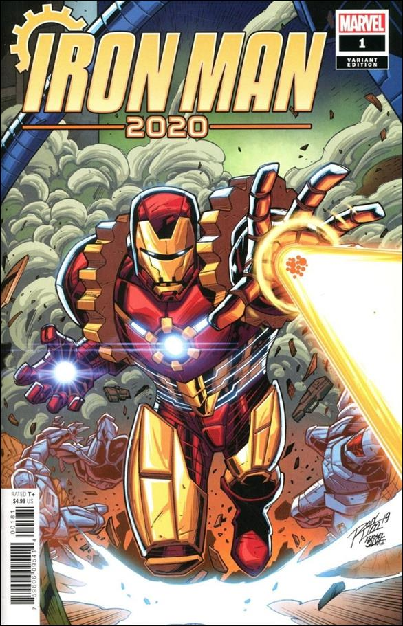 Iron Man 2020 (2020) 1-E by Marvel