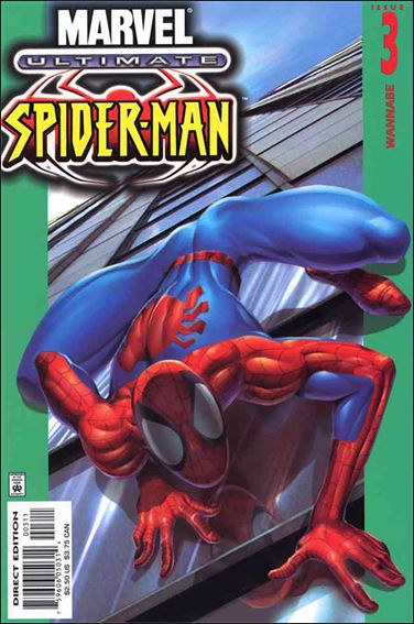 Ultimate Spider-Man (2000) 3-A by Marvel