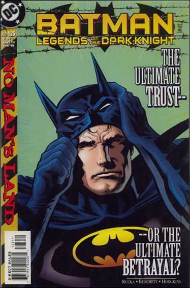Batman: Legends of the Dark Knight 125-A by DC