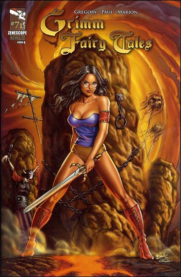 Grimm Fairy Tales 71-A by Zenescope Entertainment