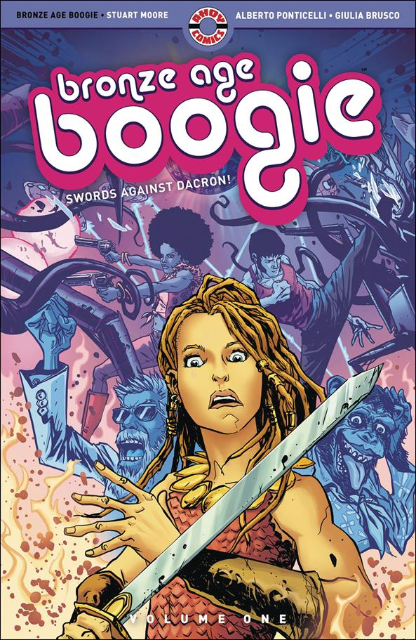 Bronze Age Boogie 1-A by Ahoy Comics