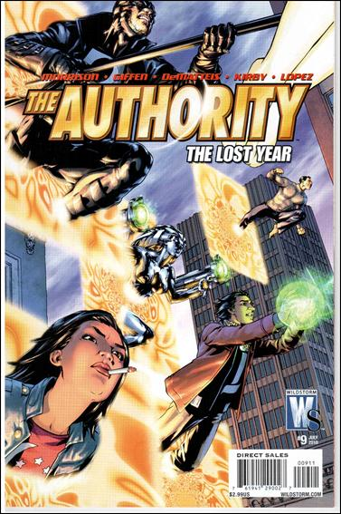 Authority: The Lost Year  9-A by WildStorm