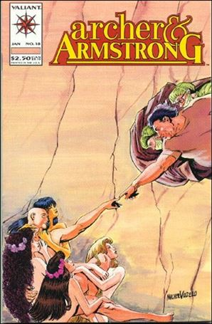 Archer & Armstrong (1992) 18-A