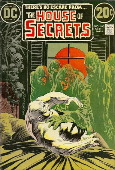 House of Secrets (1956) 100-A by DC