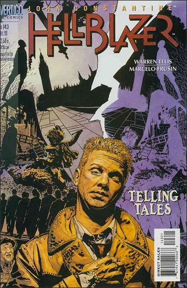 Hellblazer (1988) 143-A by Vertigo