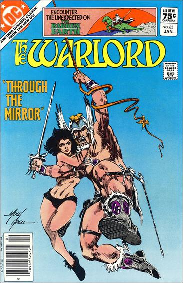 Warlord (1976) 65-B by DC