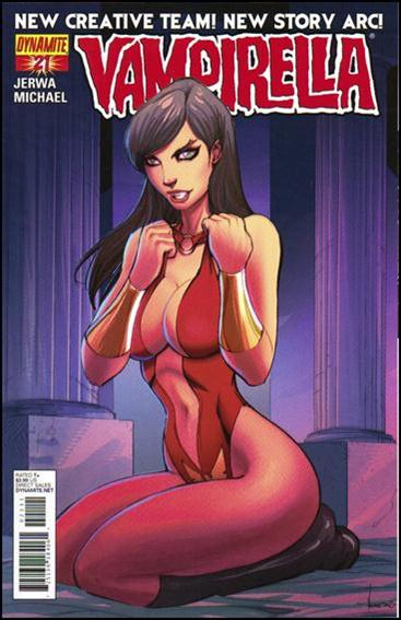 Vampirella (2010) 21-D by Dynamite Entertainment