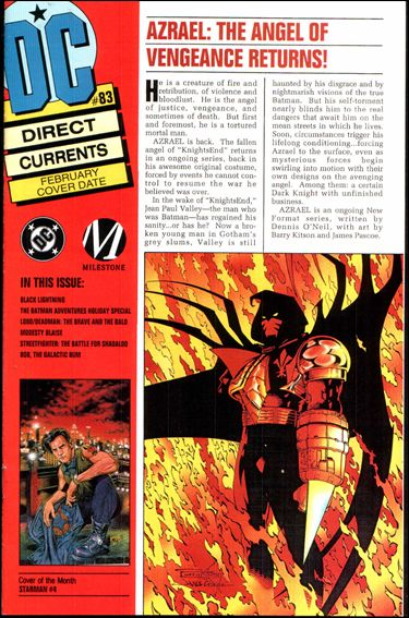 Direct Currents (1988) 83-A by DC