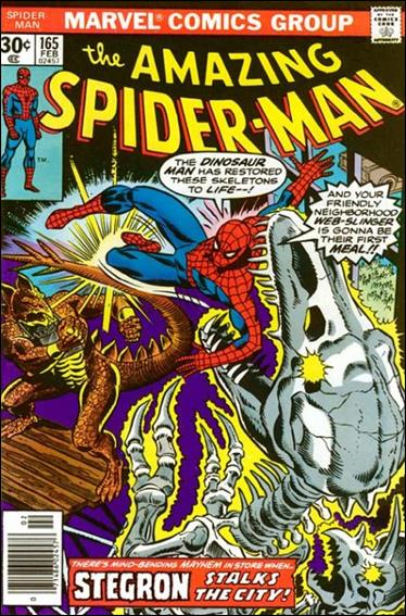 Amazing Spider-Man (1963) 165-A by Marvel