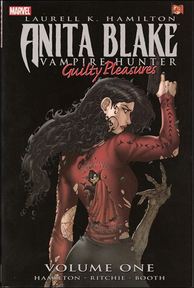 Anita Blake: Vampire Hunter - Guilty Pleasures 1-B by Marvel
