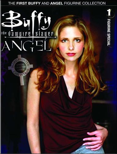 Buffy the Vampire Slayer & Angel Figurine Collection 1-A by Eaglemoss Publications