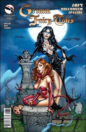 Grimm Fairy Tales: Halloween Special 2014-C