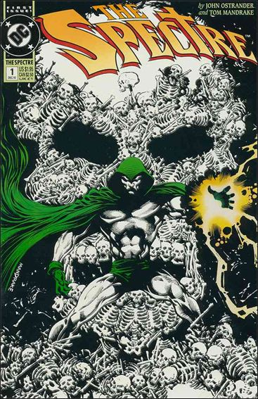 Spectre (1992) 1-A by DC