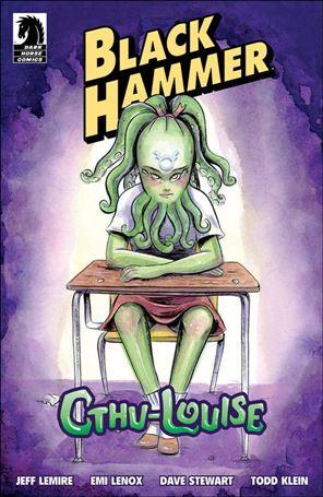 Black Hammer: Cthu-Louise 1-A
