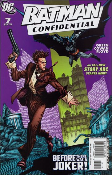Batman Confidential 7-A by DC