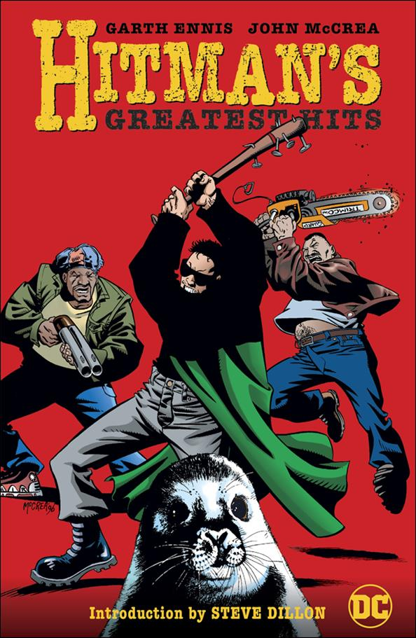 Hitman's Greatest Hits nn-A by DC
