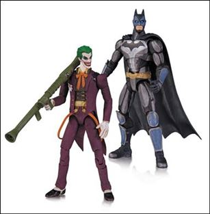 Injustice: Gods Among Us (2-Packs) Batman versus The Joker (Loose)