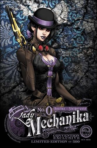 Lady Mechanika 0-F by Aspen