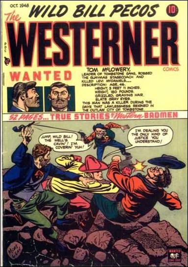 Westerner (1948) 16-A by Toytown