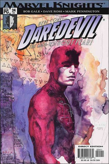 Daredevil (1998) 24-A by Marvel