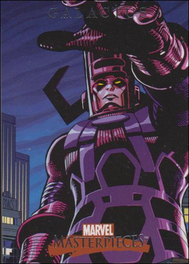 2007 Marvel Masterpieces (Preview Subset) PT3-A by SkyBox