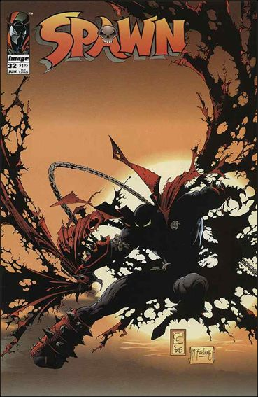 Spawn 32-A by Image