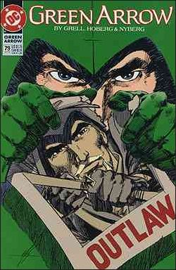 Green Arrow (1988) 79-A by DC