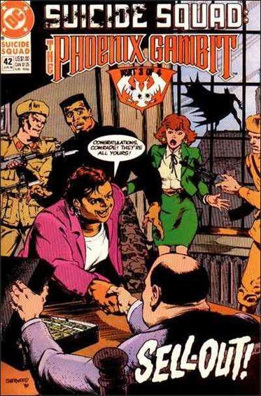 Suicide Squad (1987) 42-A by DC