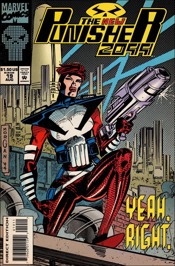 Punisher 2099 (1993) 19-A by Marvel